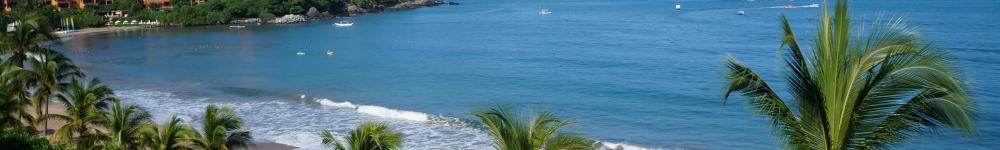 Playa Quieta Ixtapa Dturistas