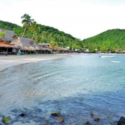 Playas Playa Las Gatas Zihuatanejo Copia
