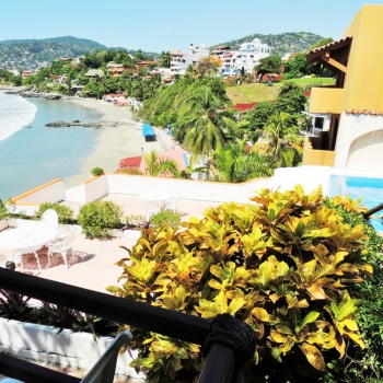 Hotel Sun Moon Zihuatanejo